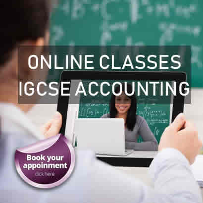 ONLINE CLASSES - ACCOUNTING